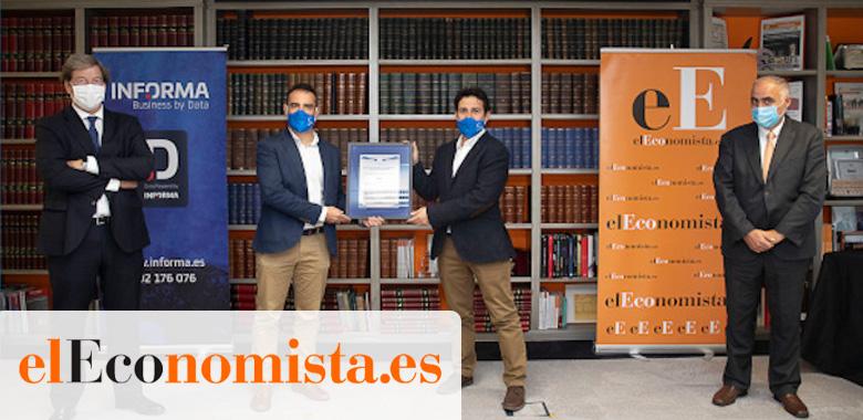 Emiral premio Gestion empresarial excelente en elEconomista
