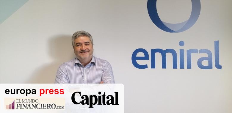 Luis Cuevas de Emiral Sage X3 en medios