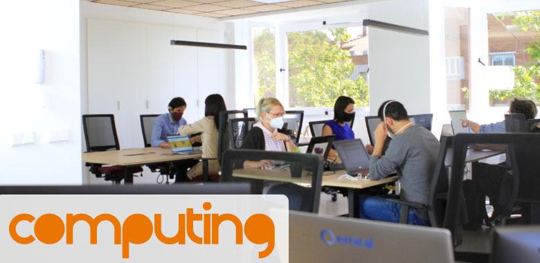 Nueva oficina Emiral: ampliacion de equipo en Computing