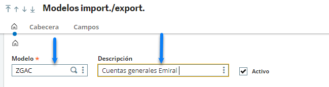 importación de datos en sage x3