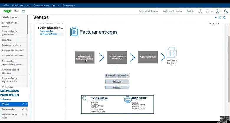 proceso-visual-sage-x3-facturar-entregas