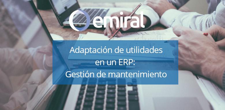 utilidades ERP gestión mantenimiento